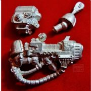 Devastator Squad Heavy Plasma Cannon set (metal)